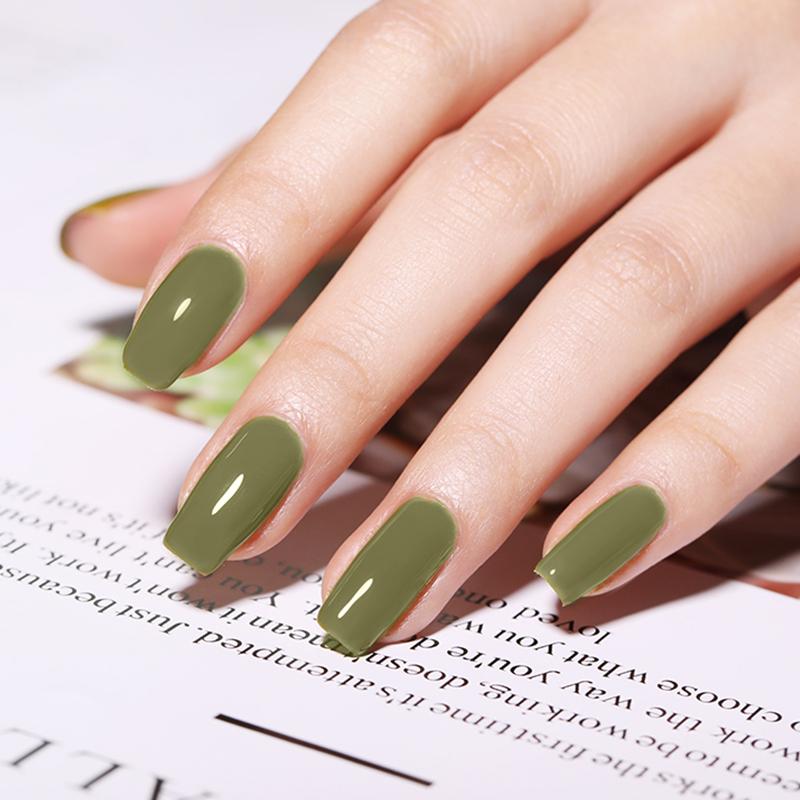 Glossy / Glitter UV Nail Gel Polish